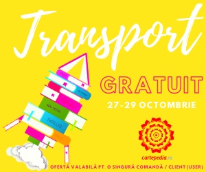 Campanie de reduceri Transport Gratuit! 27 - 29 octombrie
