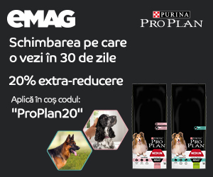Campanie de reduceri Campanie Pro Plan,, 23oct - 12 nov