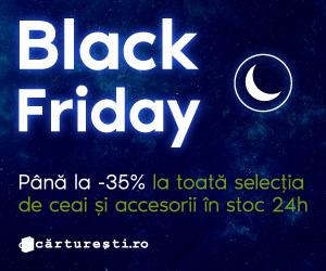 Campanie de reduceri Black Friday 2020: Ceai & Accesorii